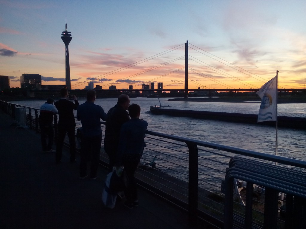 Stemnings Billeder Dusseldorf