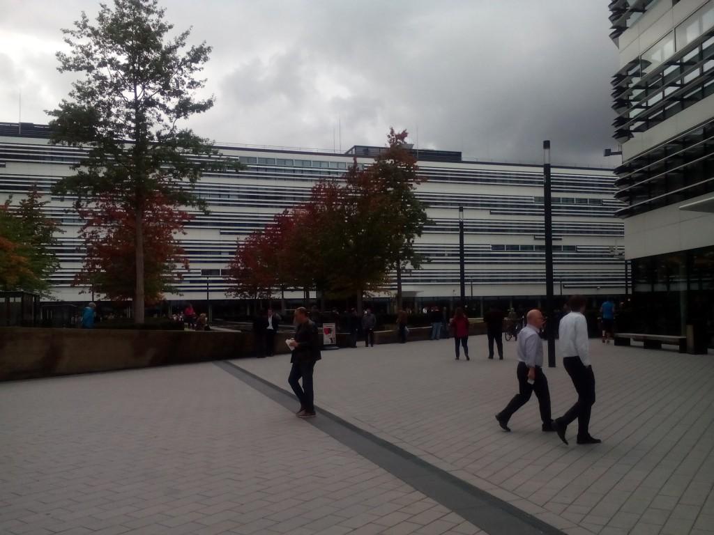 Vodafone HQ, min daglige arbejdsplads